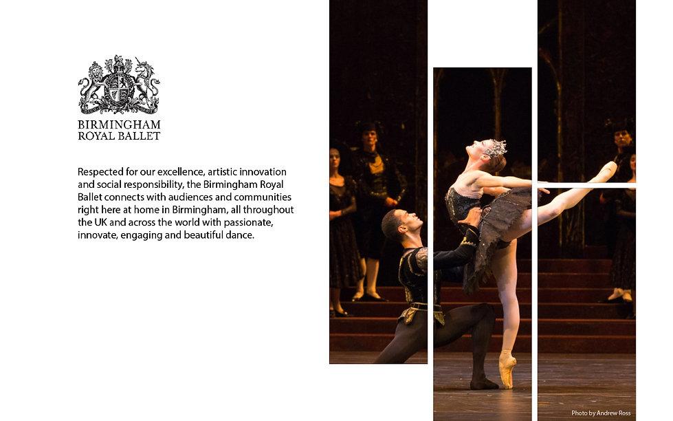 Company Profile- Birmingham Royal Ballet