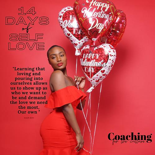 3 day self love challenge