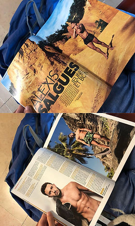 Magazine Alexis Salgues