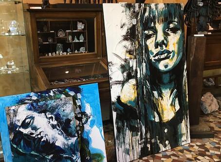 An'K histoire d'une peinture cachée