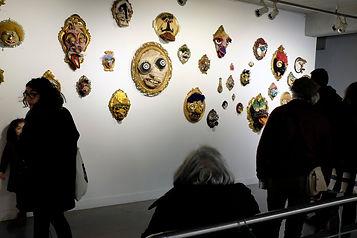 Masques dans l'art contemporain