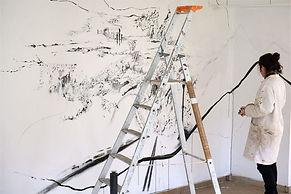 Fresque Maureen Colomar