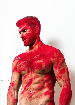 Art contemporain gay