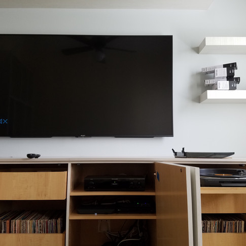 Audio and Video Control System