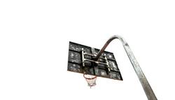 LBJ - LeBron James Childhoop Hoop 2012