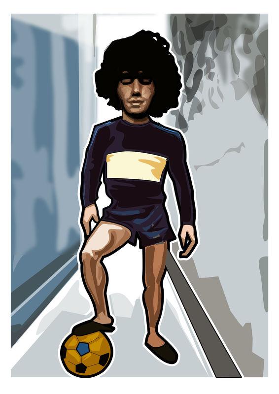 Maradona Boca