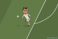 Zidane Volleygoal CL 2012