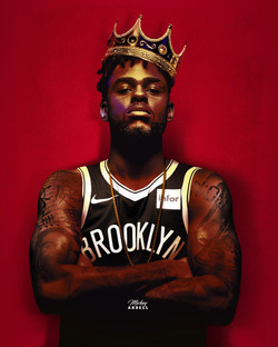 The Notorious D'Angelo Russell