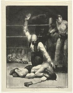 Counted Out, Second Stone, 1921