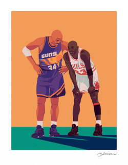 Chuck and Mike