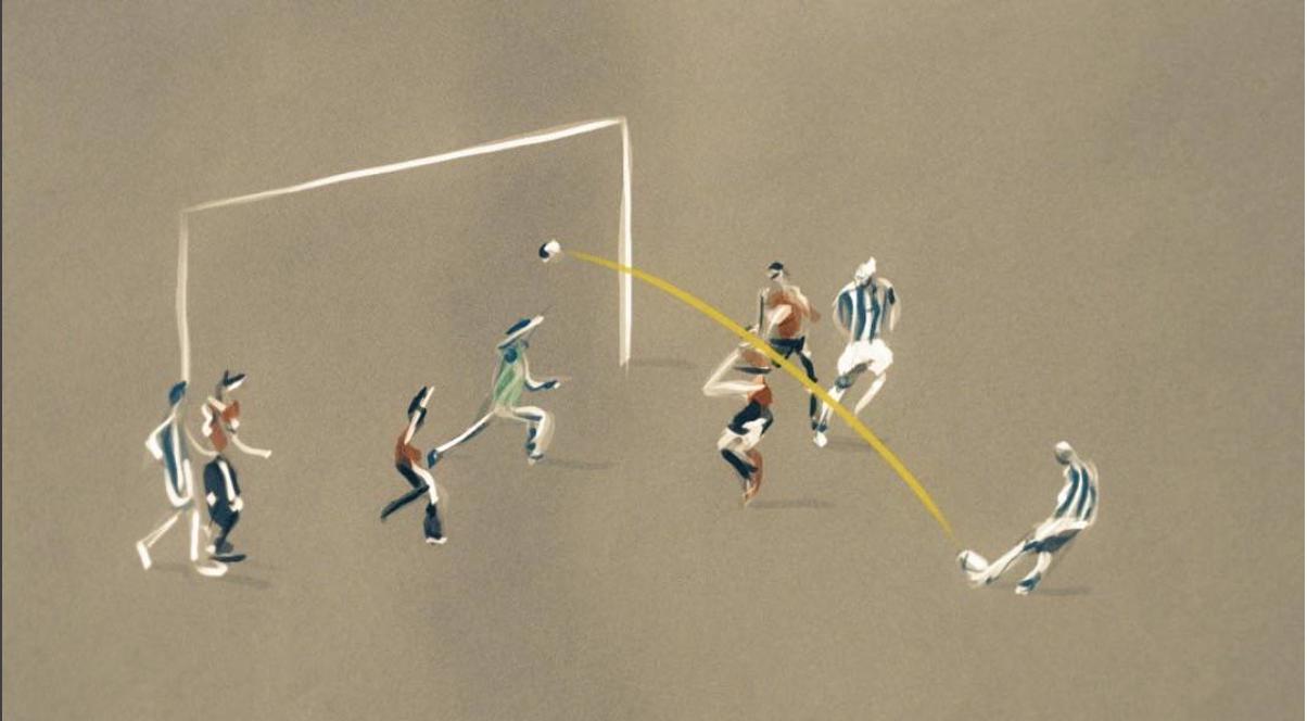 Goal Aaron Mooy