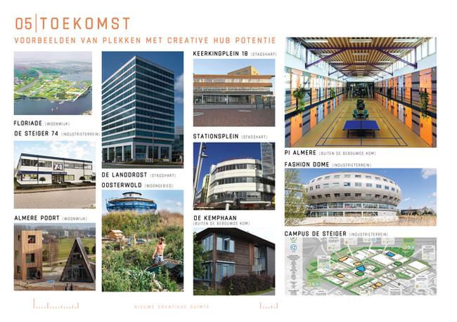 Report Creative Space Almere
