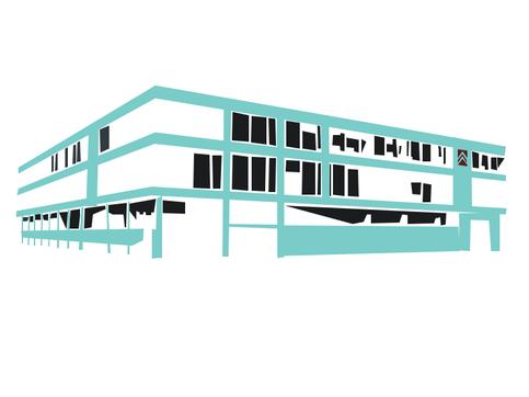 Detail: Citroen North Building