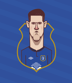 Everton, England star Ross Barkley
