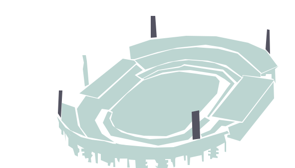 Detail: Olympic Stadium