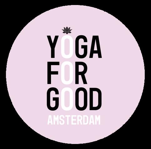 Logo Yoga For Good