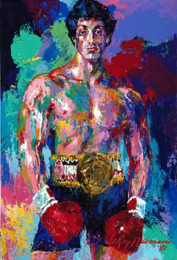 Rocky Balboa, 1981