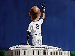 Derek Jeter, Yankee Stadium