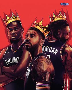 Brooklyn Big Three