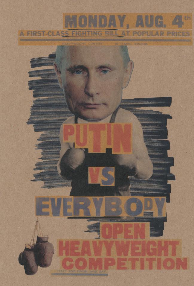 Putin vs Everybody