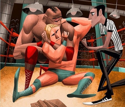 The Submission Match