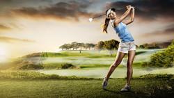 Startrac golfer