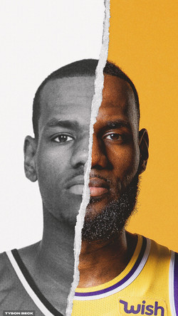 ROOKIE - TODAY - Lebron
