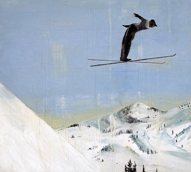 Ski jumper #2