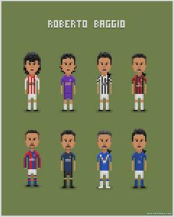 Roberto Baggio Career