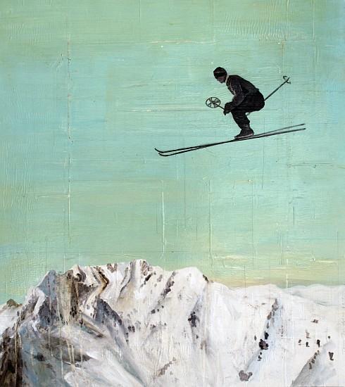 Ski jumper #3