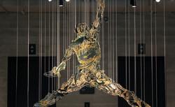 Gold Jumpman