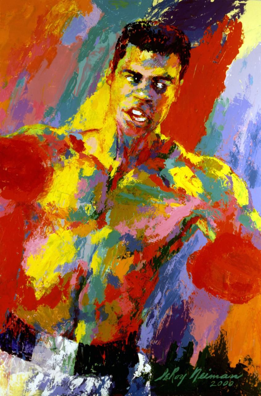 Muhammad Ali, 2000