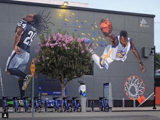 Sportart Mural 🔥🔥