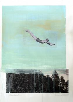 Diving figure #4