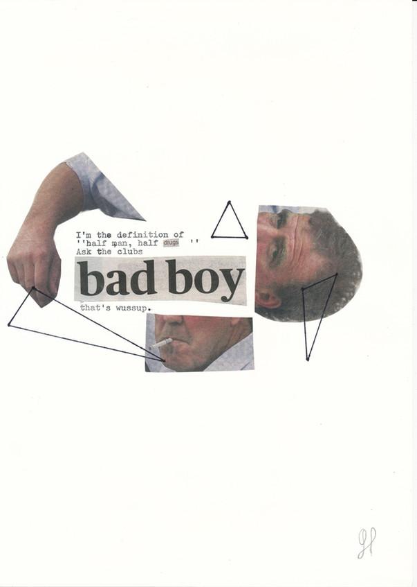 Definition of a bad boy