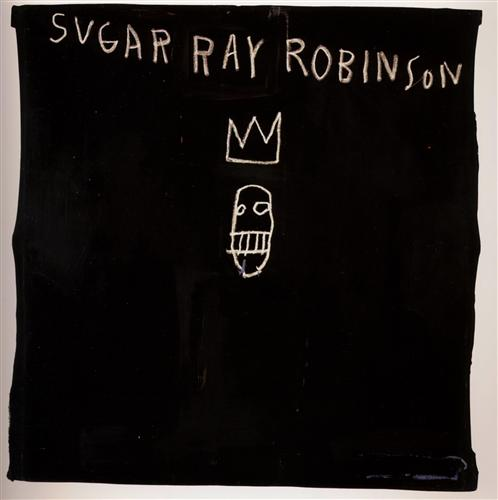 Untitled (Sugar Ray Robinson)