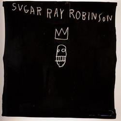 Untitled (Sugar Ray Robinson)