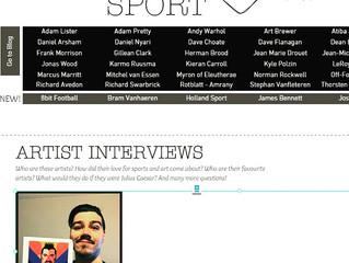 Artist Interviews coming soon!