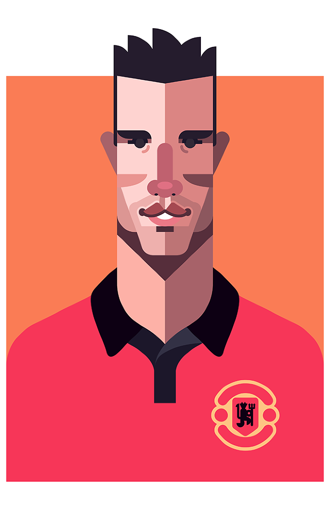 Robin van Persie - Match of the Day