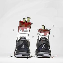 RIP CPthree ankles