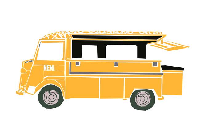 Detail: Neni Foodtruck