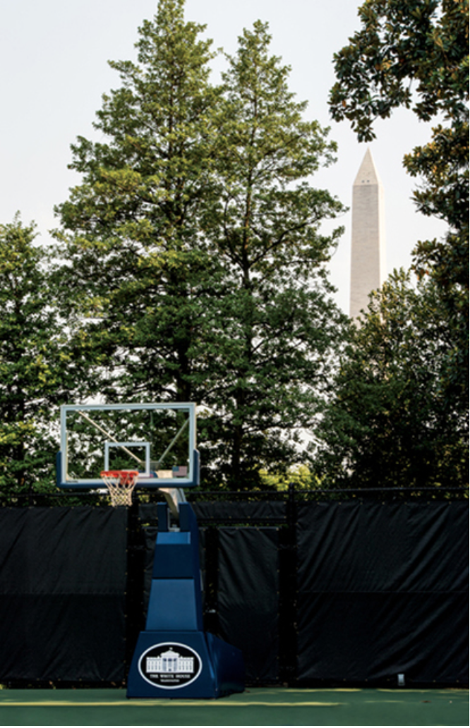 White House Hoops, 2012