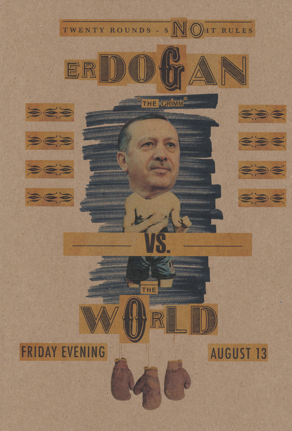 Erdogan vs The World