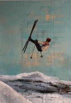 Ski jumper #5