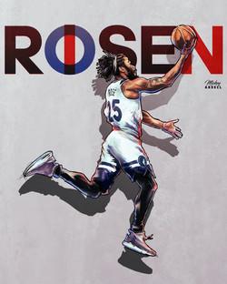 Derrick Rose : Risen