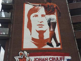 Johan Cruijff Mural