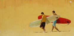LET'S GO SURFING*