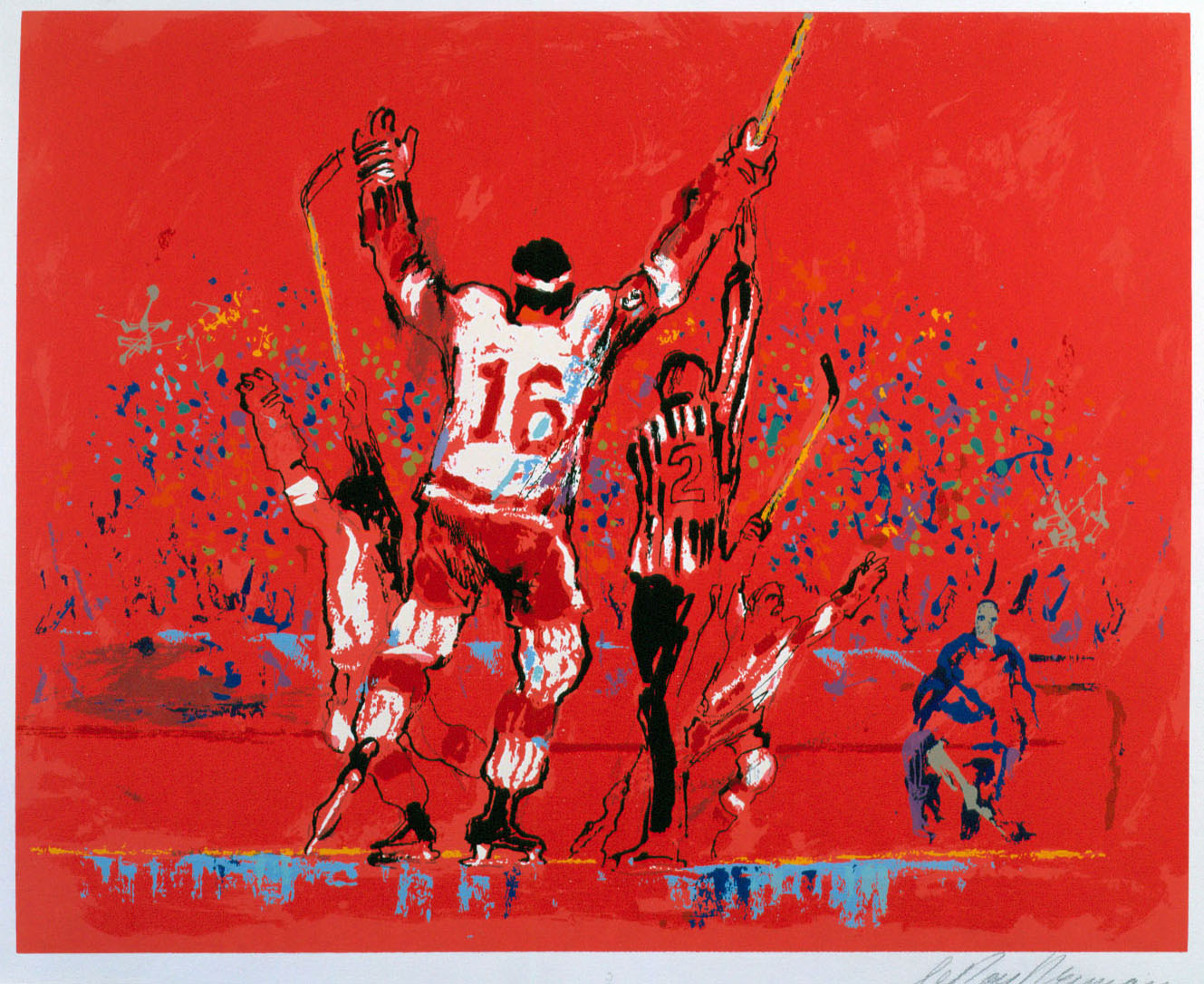 Red Goal, 1973