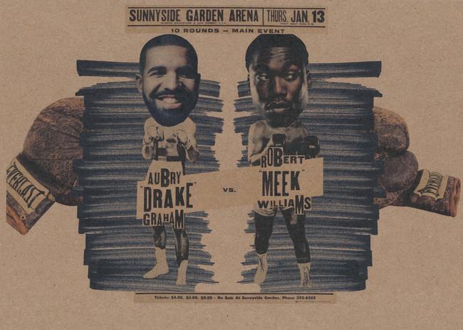 Drake vs Meek