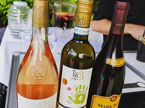 Dinner Wine Service (Per Person)